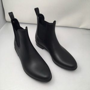 New Sam Edelman Tinsley Rubber Rain Boot
